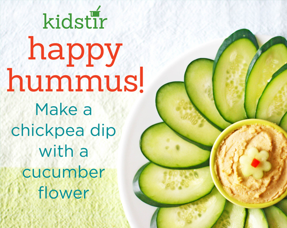 Happy Hummus Chickpea Dip