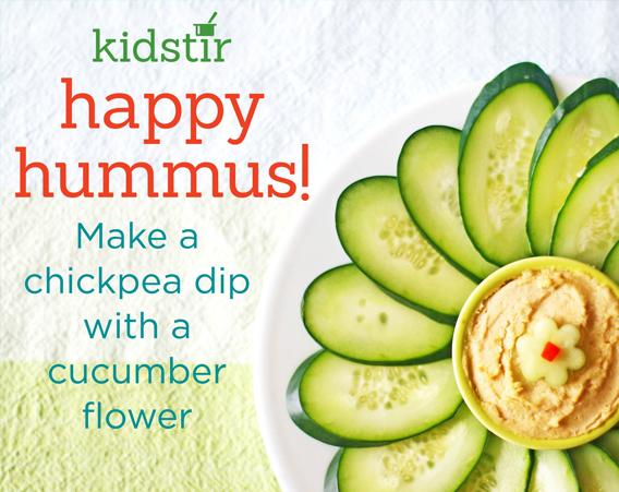 Happy hummus