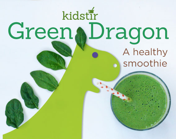 Green Dragon Smoothie Drinks