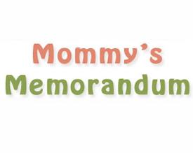 MommysMemorandum