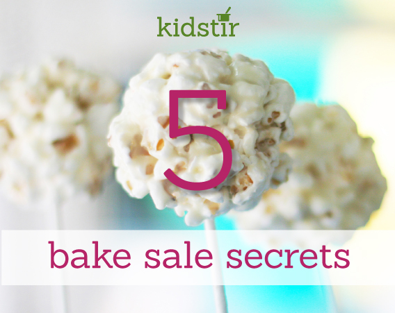 creative bake sale ideas
