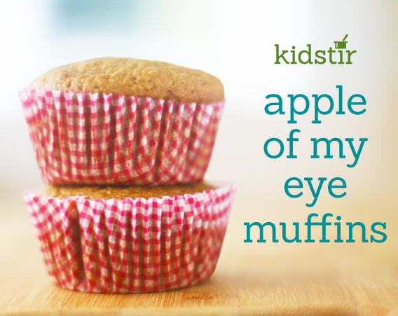 Recipe AppleSauce Muffins