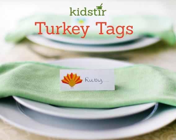 Thanksgiving Name Cards