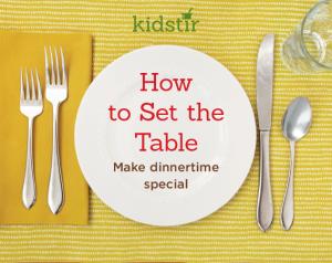 DIY_images_Dinner Set Table