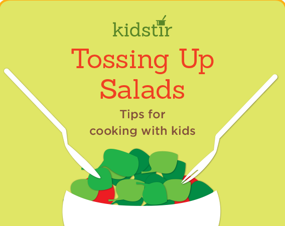 Kids' Salad Tips