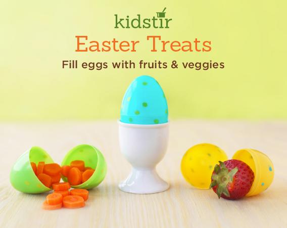 Healthy Easter Eggs