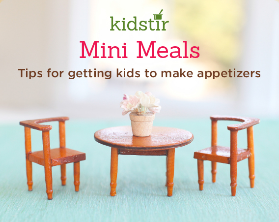 Mini Meals with Finger Foods