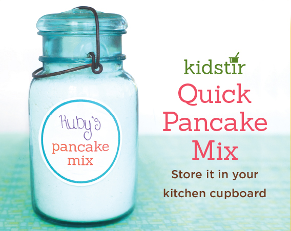 Quick Pancake Mix