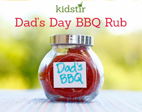 Dad's Day BBQ Rub