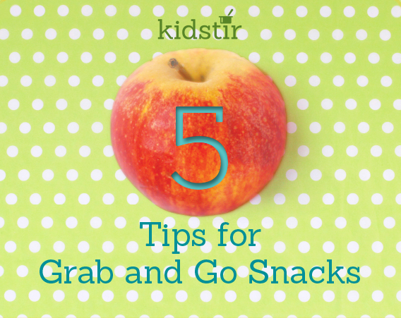 5 Tips for Quick Snacks