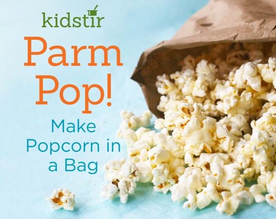 Popcorn Pop Recipe
