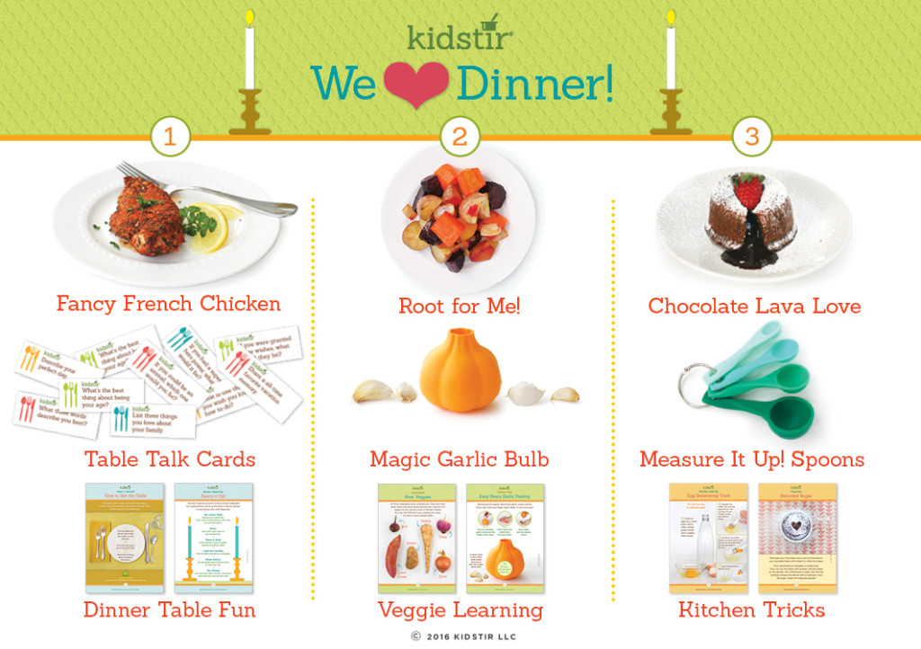 2S_Kidstir12_5 Feb Dinner Contents nc