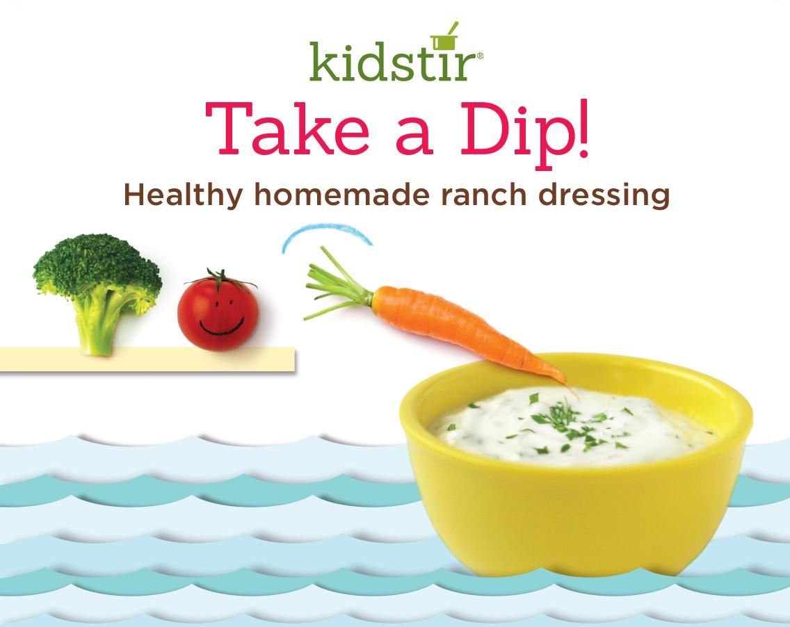 Yogurt Ranch Dip