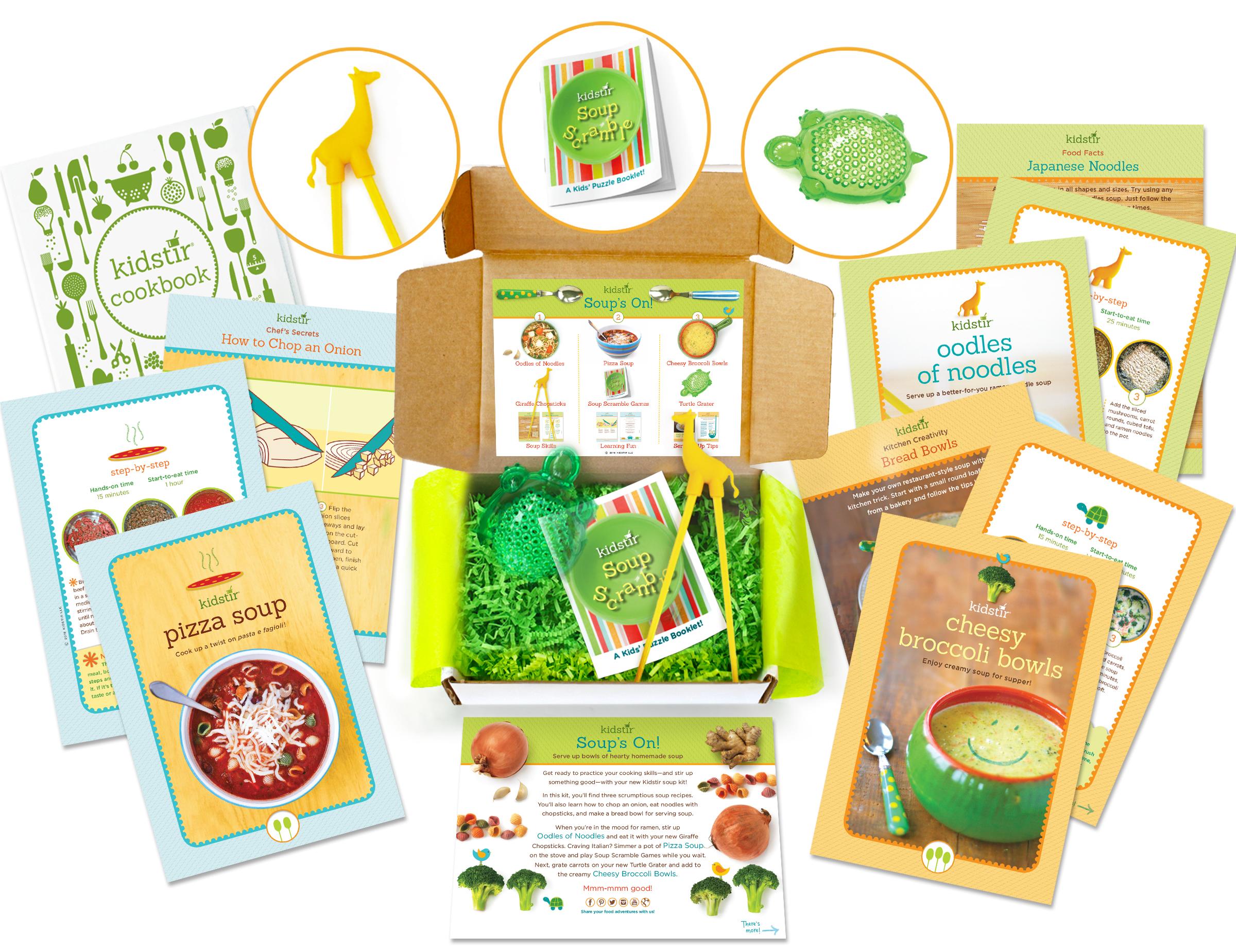 Kidstir12_2 Thanksg Box w binder
