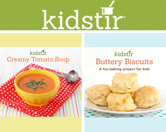 Tomato Soup Biscuits Kids Recipes