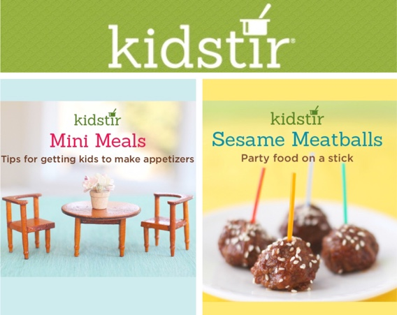 Kids Mini-Meal Finger Food