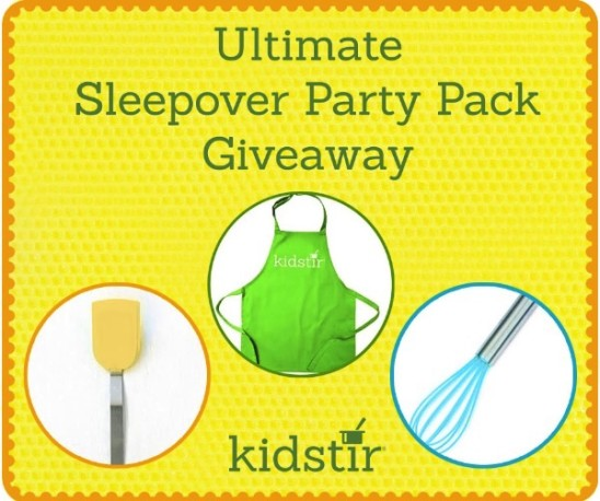 Sleepover Party Pack Giveaway