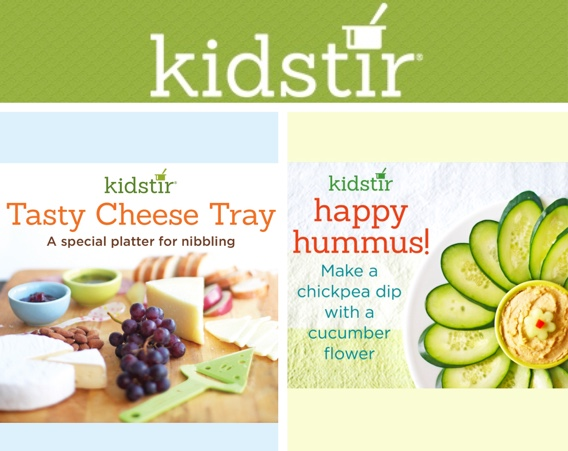 Tasty Cheese Tray Hummus for Kids