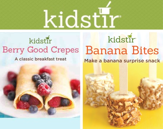 Fruit Filled Breakfasts for Kids