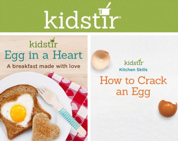 Eggs Newsletter Collage