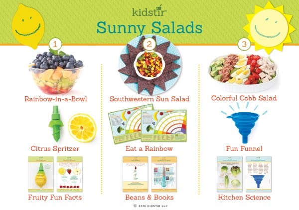Sunny Salads Kit News
