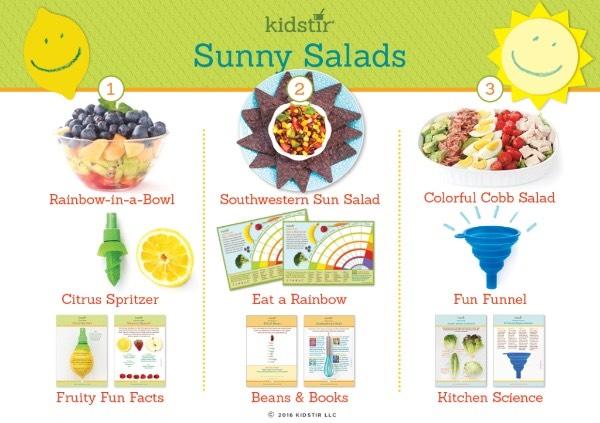 Sunny Salads