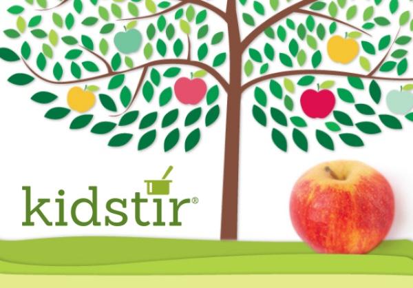 Apple Tree Over Kidstir Logo