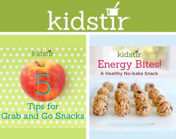 Kids Grab & Go Snacks
