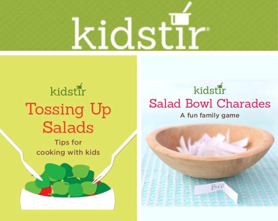 Salad Fun With Kids News