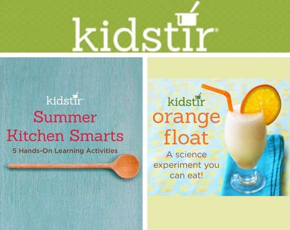Kids Summer Kitchen Learning & Smarts