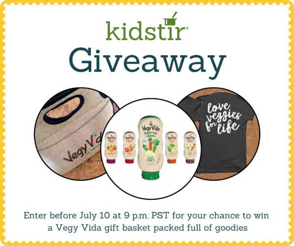 Vegy Vida Gift Basket Giveaway