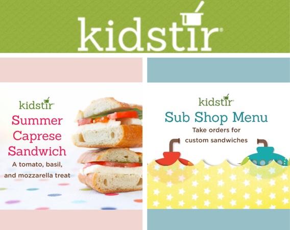 Kids Submarine Sandwich Shop News