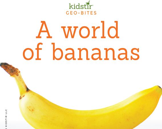 banana origins facts for Kids