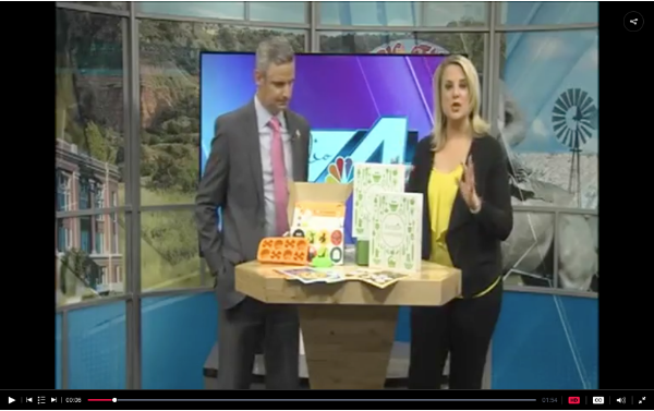 Kidstir on tv nbc4 amarillo texas