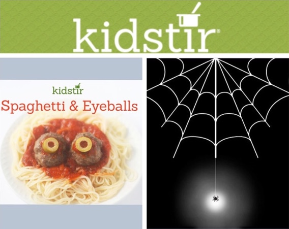 Scary kids supper