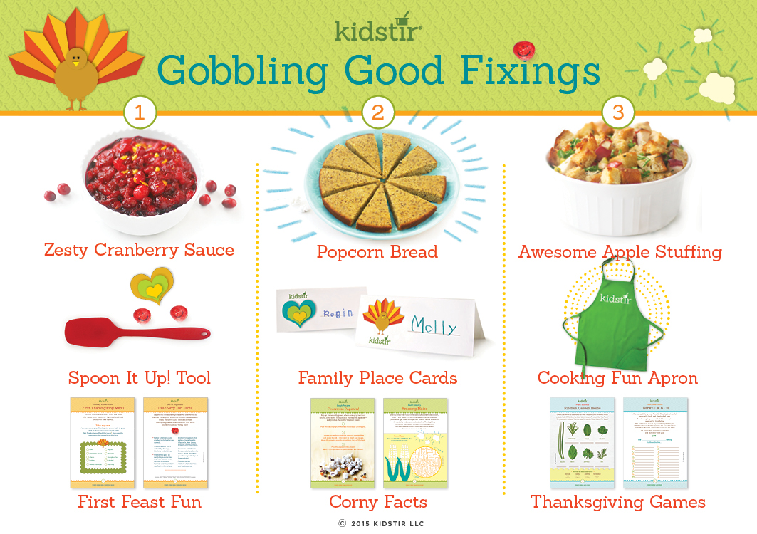 Gobbling Good Fixings