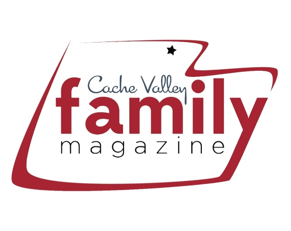 logo Cache Valley Family Magazine