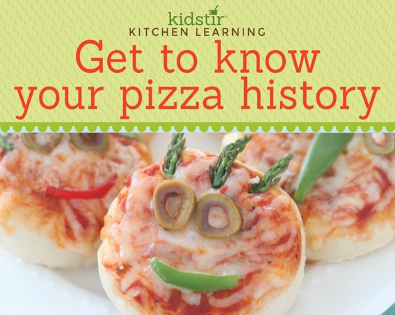 Pizza Facts Infographic Thumbnail