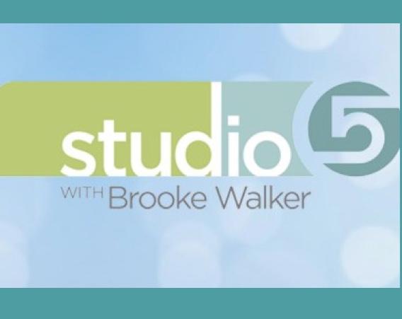 Studio 5 KSL Brooke Walker