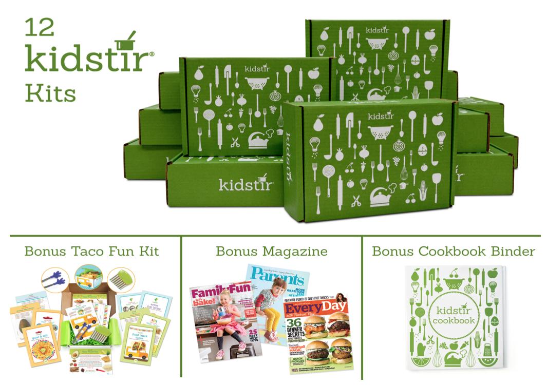 Kidstir Holiday Gift Guide