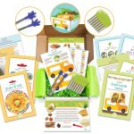 Kidstir Taco Truck Cooking Kit Box