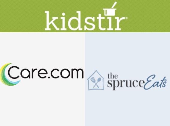 Care.com Logo & Spruce Eats Logo