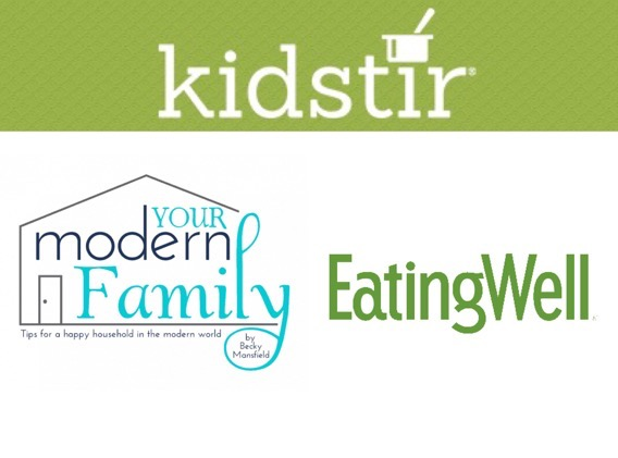 Modern Family EatingWell Kidstir