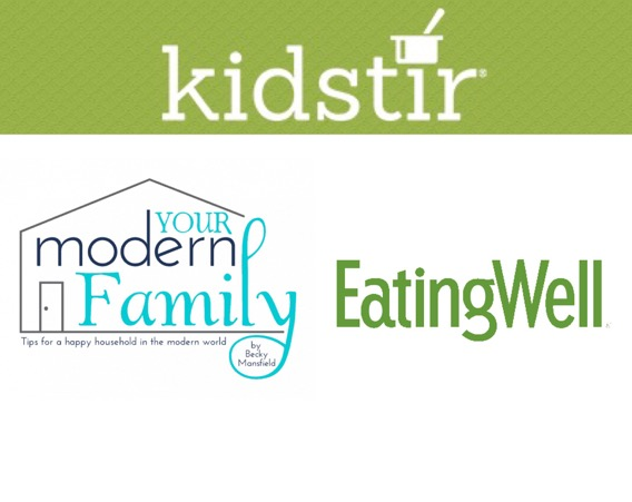 Your Modern Family and EatingWell Kidstir