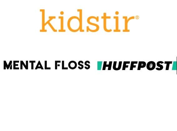 HuffPost Mental FLoss logos